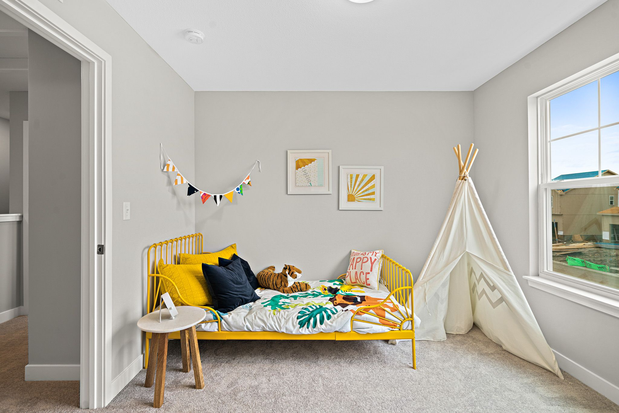 Bedroom featured in the sienna By clover & hive in Kansas City, MO