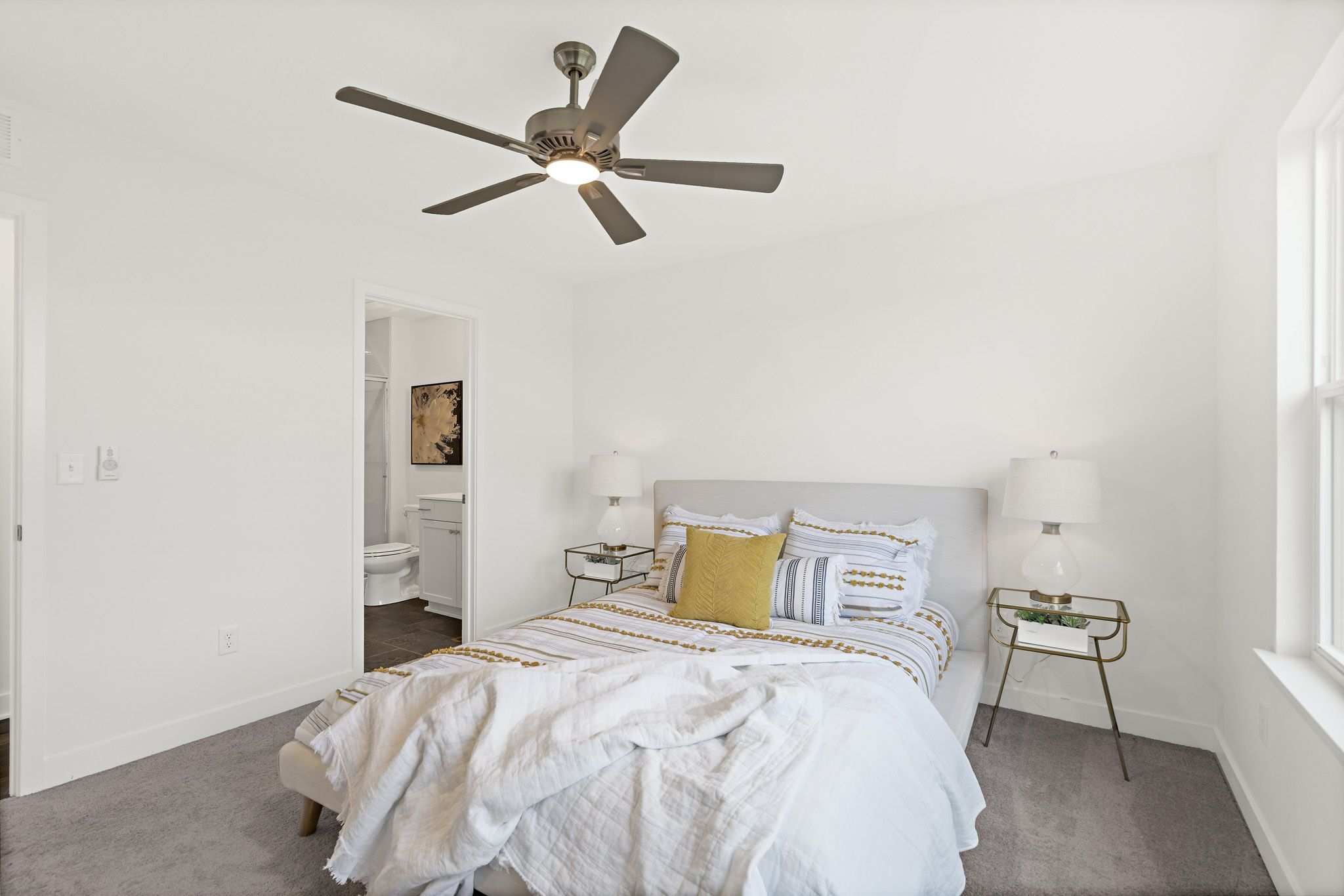 Bedroom featured in the sapphire By clover & hive in Des Moines, IA