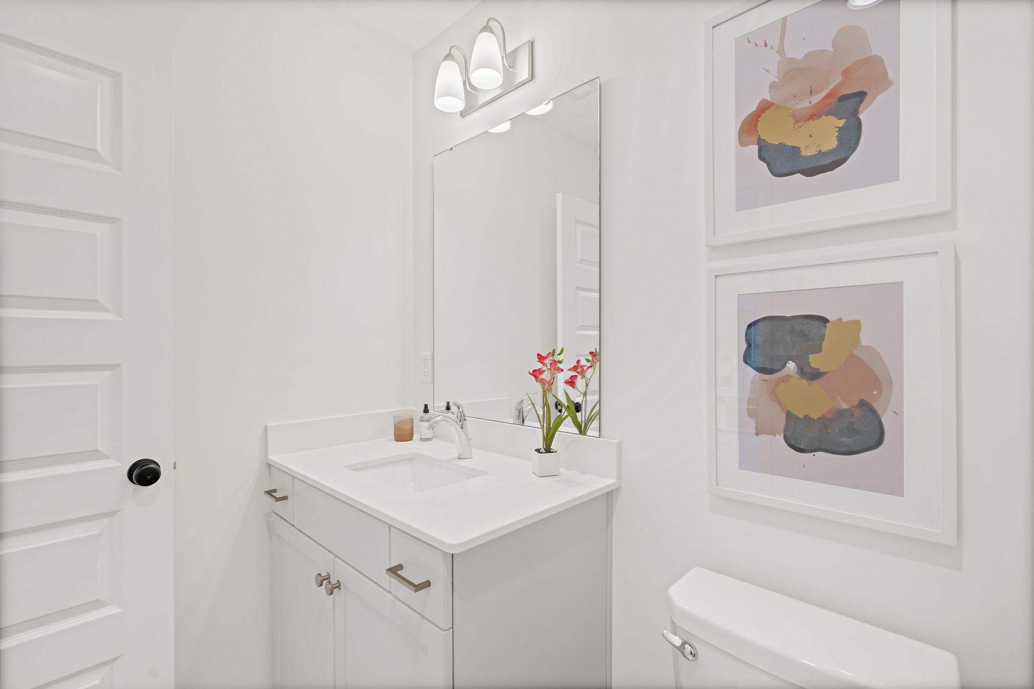 Bathroom featured in the sapphire By clover & hive in Kansas City, MO