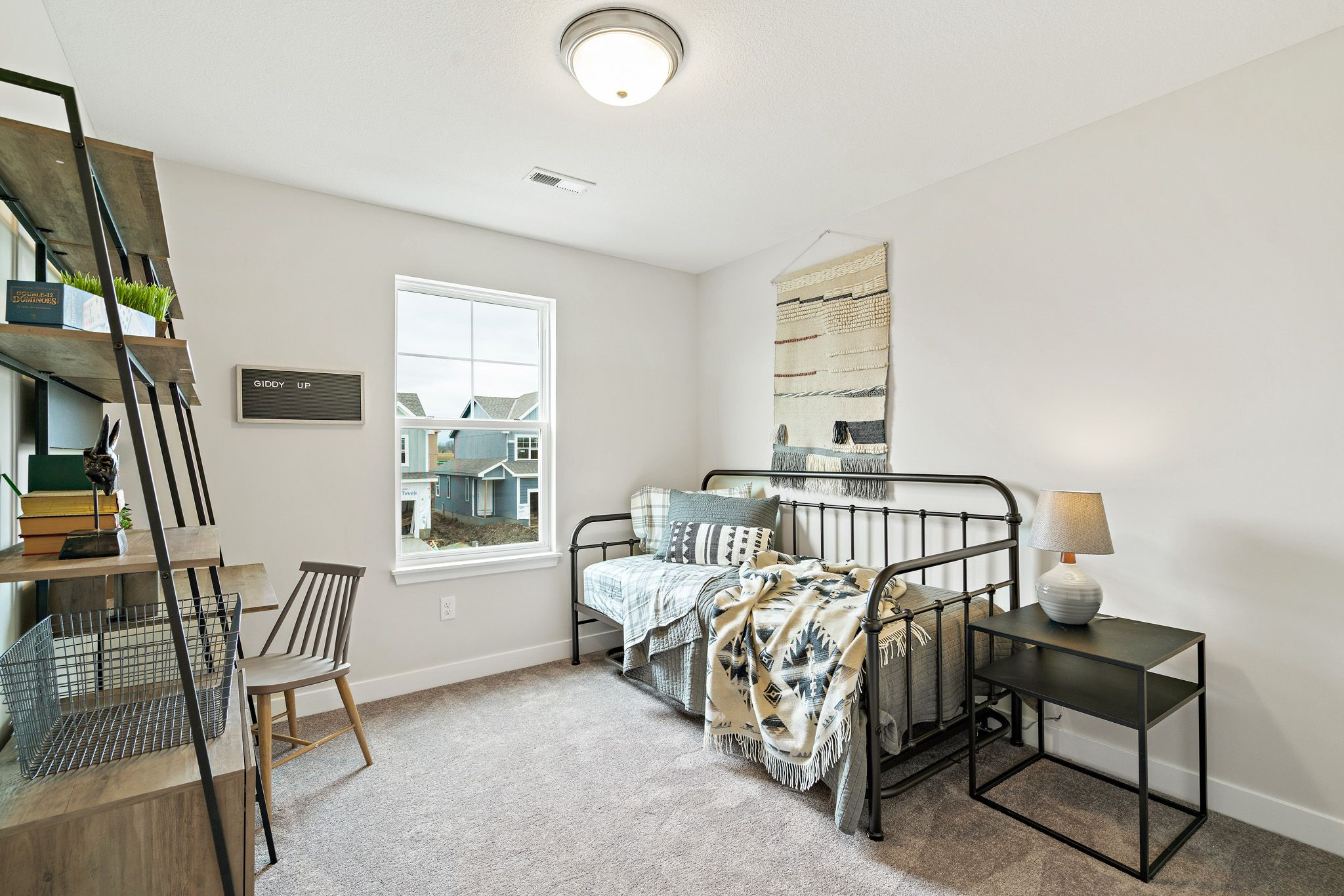 Bedroom featured in the indigo By clover & hive in Des Moines, IA