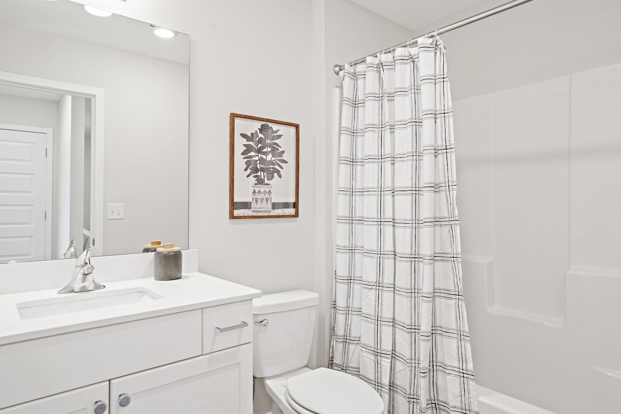 Bathroom featured in the indigo By clover & hive in Kansas City, MO