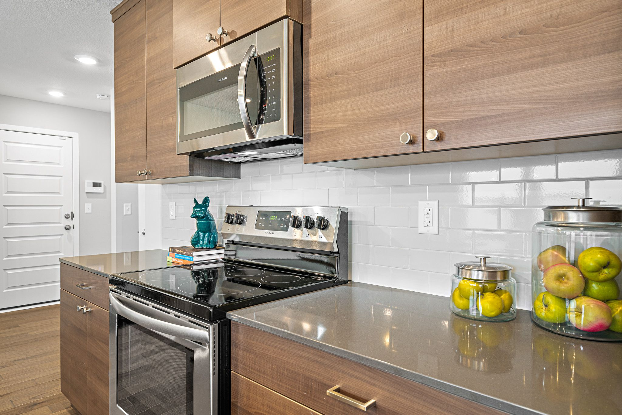 Kitchen featured in the sienna-contemporary By clover & hive in Kansas City, MO