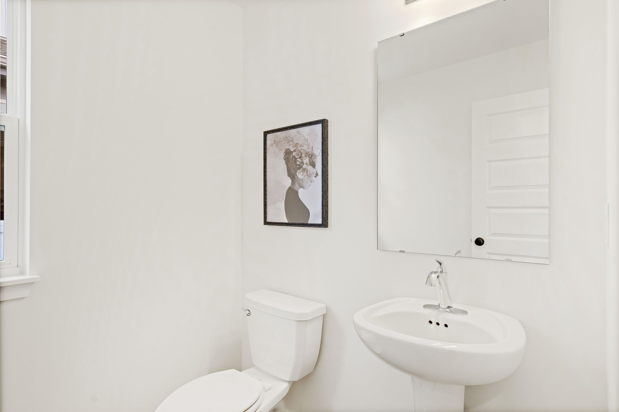 Bathroom featured in the sapphire - contemporary By clover & hive in Kansas City, MO