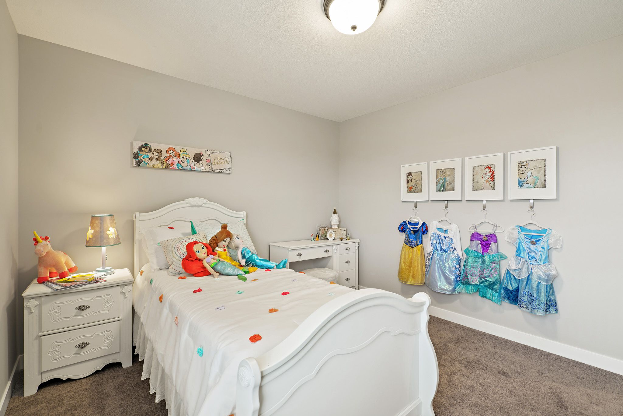 Bedroom featured in the honeydew - contemporary By clover & hive in Kansas City, MO