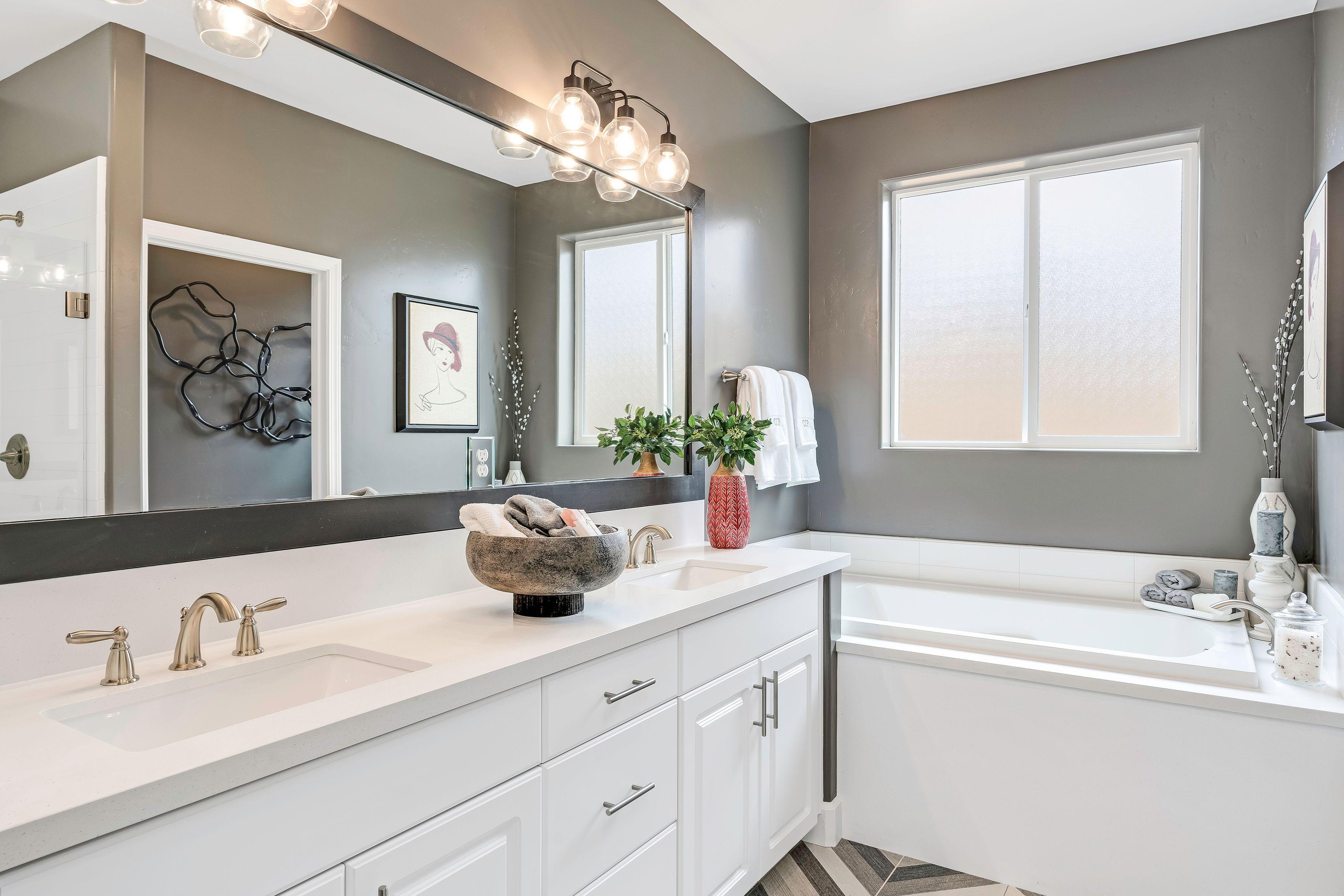 Bathroom featured in the Brookstone By Coastal Community Builders in Santa Barbara, CA