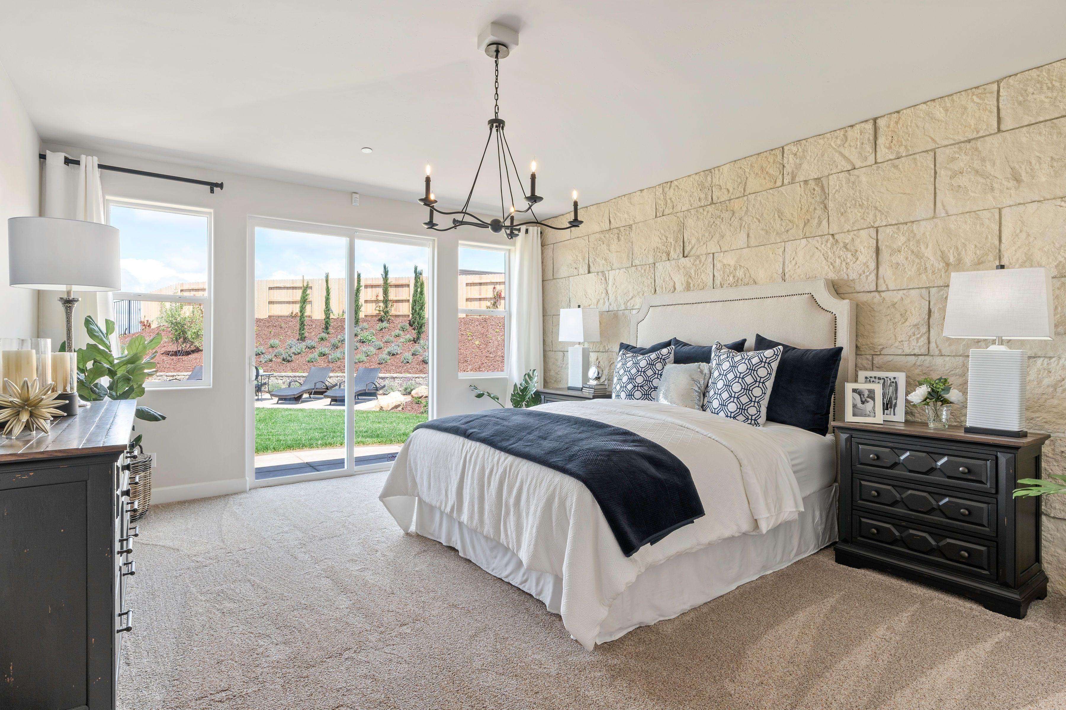Bedroom featured in the Hillsboro By Coastal Community Builders in Santa Barbara, CA