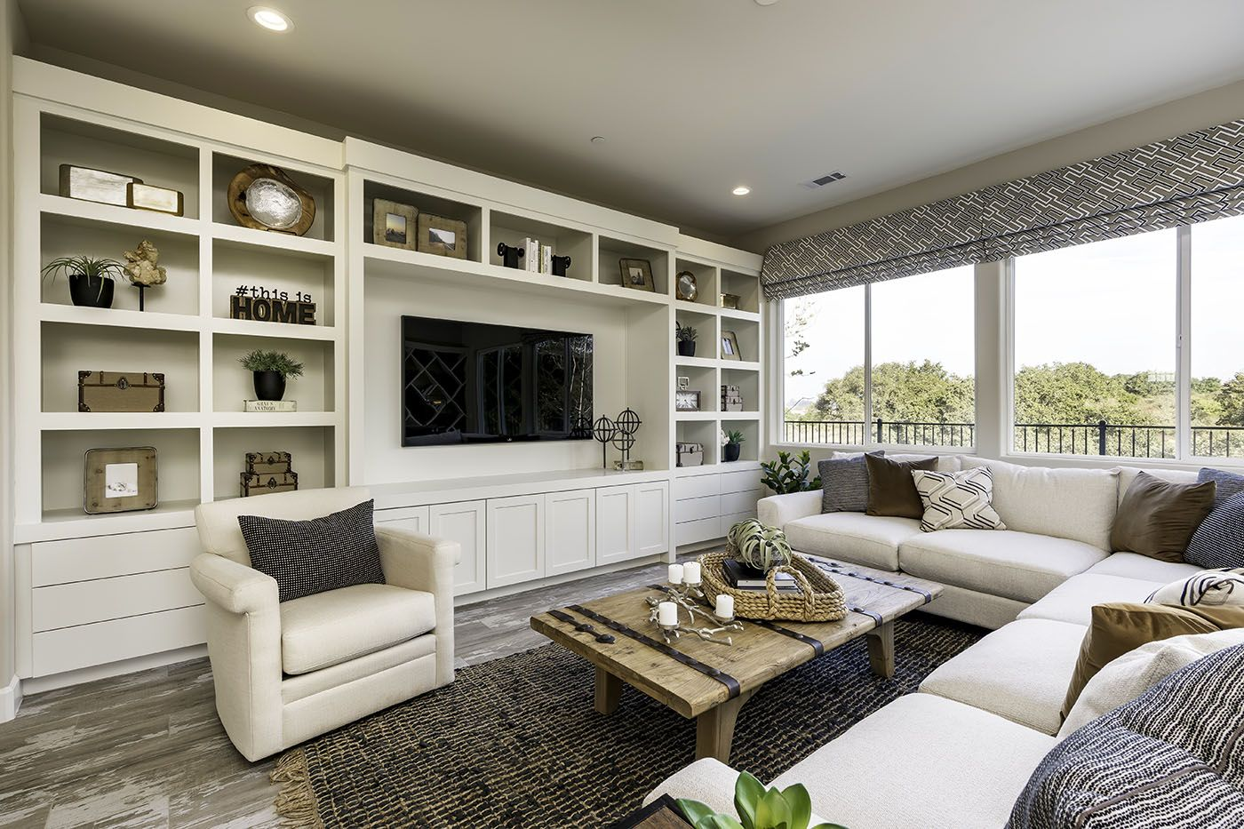 Living Area featured in the Devonshire By Coastal Community Builders in Santa Barbara, CA