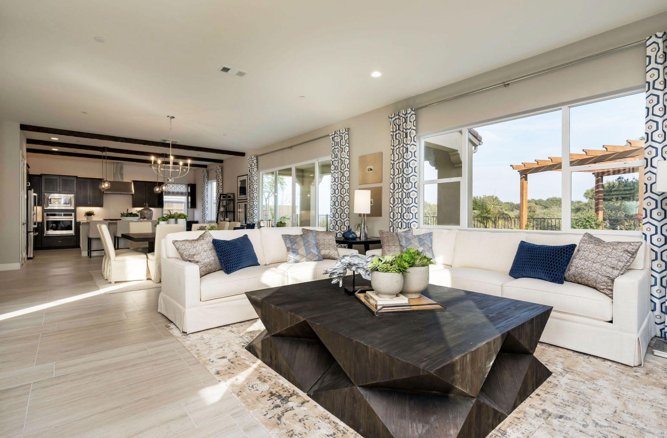 Living Area featured in the Windsor By Coastal Community Builders in Santa Barbara, CA