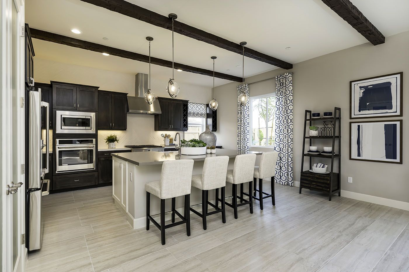 Kitchen featured in the Windsor By Coastal Community Builders in Santa Barbara, CA