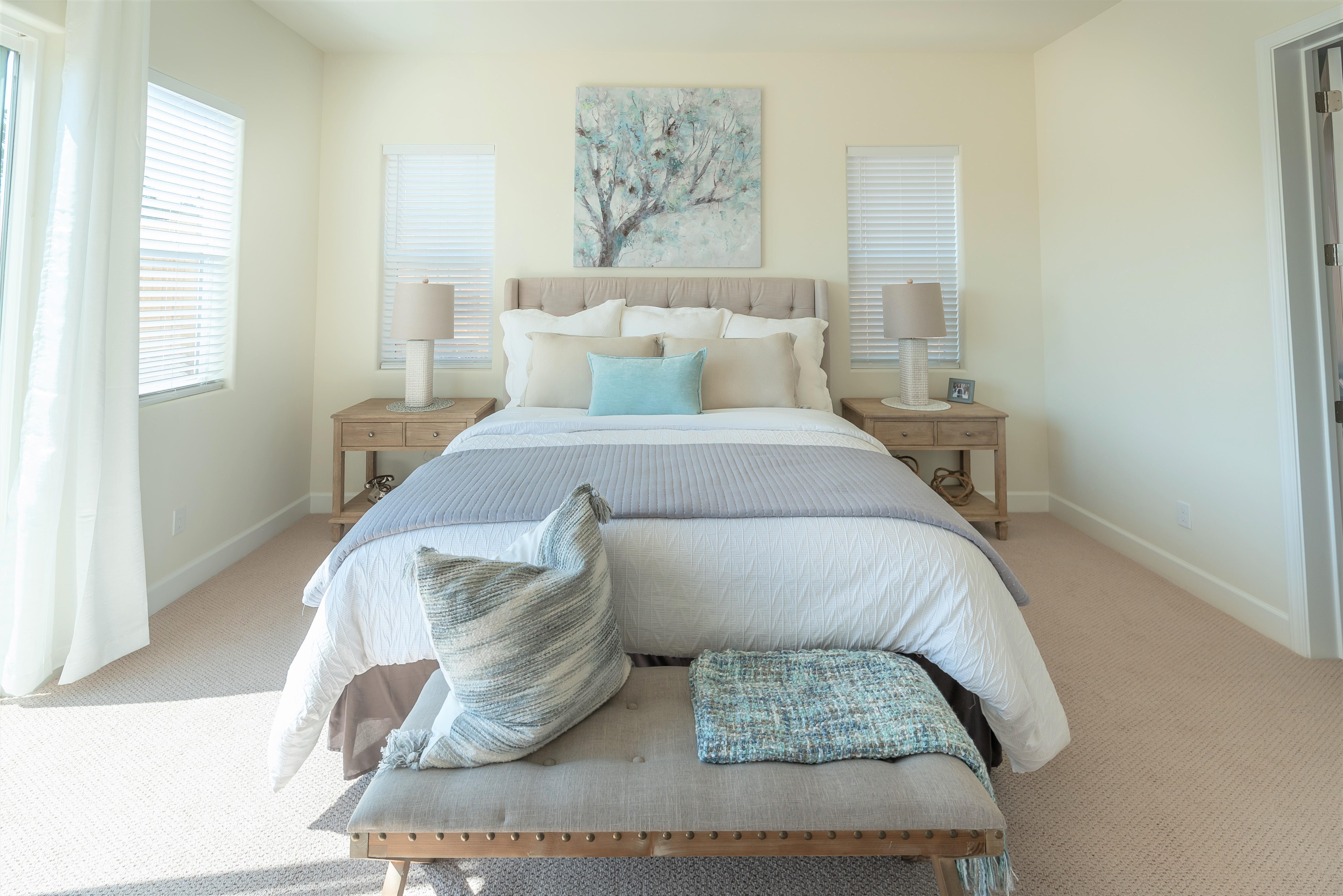 Bedroom featured in the Cambridge By Coastal Community Builders in Santa Barbara, CA