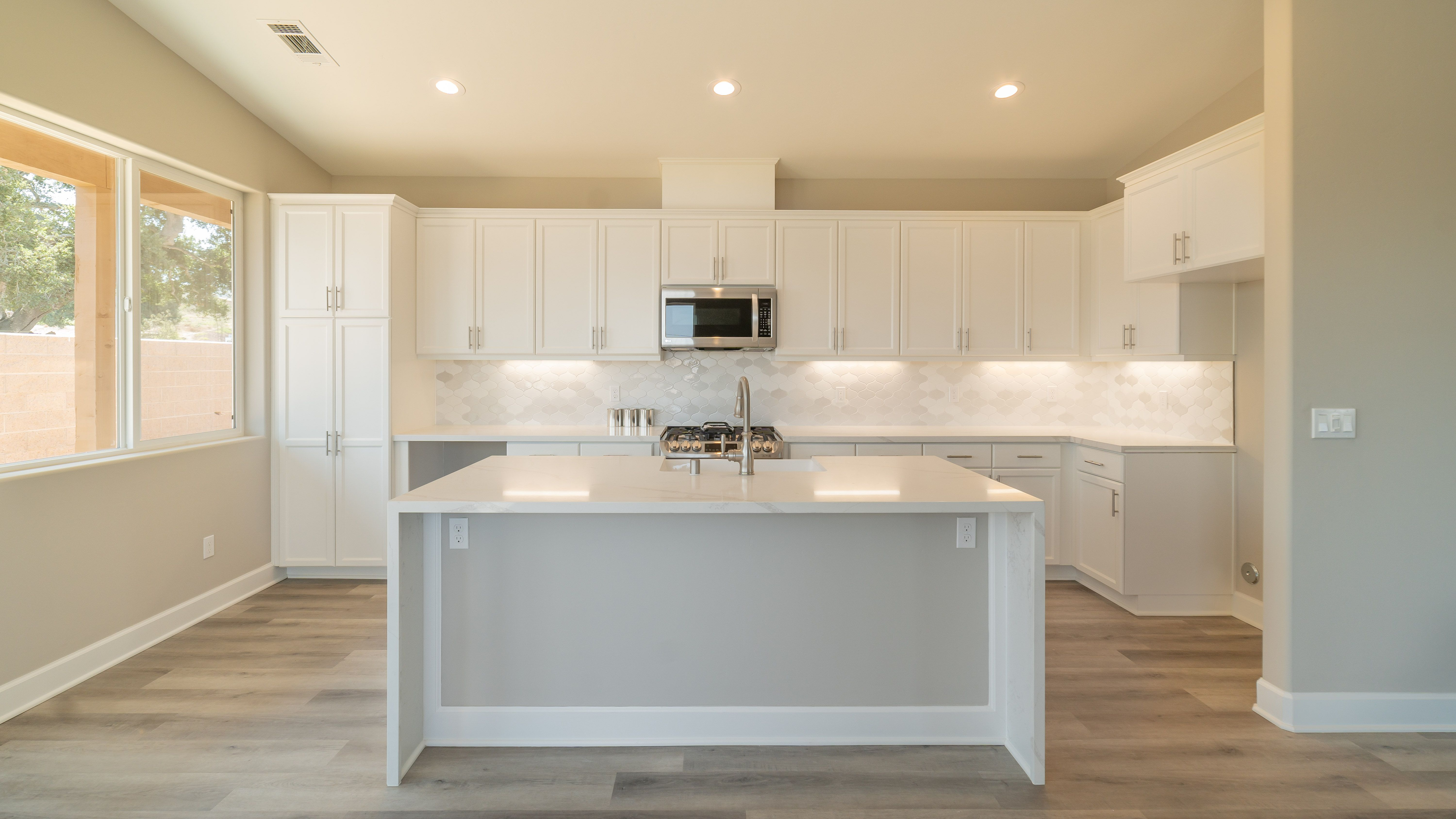Kitchen featured in the Greenfield By Coastal Community Builders in Santa Barbara, CA