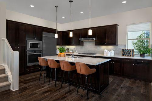 Kitchen-in-Residence One-at-Prado at Cadence Park-in-Irvine