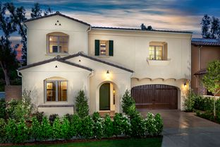 Residence One - Genoa at Orchard Hills: Irvine, California - KB Home