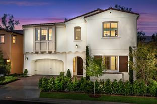 Residence Three - Genoa at Orchard Hills: Irvine, California - KB Home