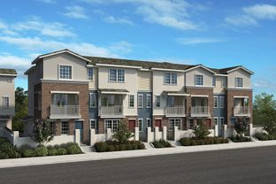 Plan 1844 Modeled - Magnolia Square: Buena Park, California - KB Home