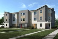 Townhomes at Lacy Crossing by KB Home in Orange County California