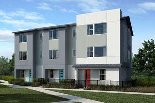 Plan 2139 - Townhomes at Lacy Crossing: Santa Ana, California - KB Home