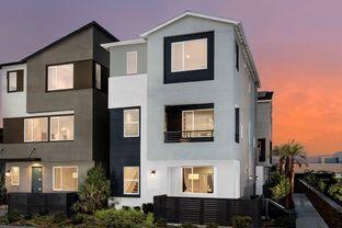 Plan 2243 Modeled - Row Homes at Lacy Crossing: Santa Ana, California - KB Home