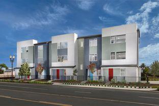 Plan 1562 Modeled - Townhomes at Lacy Crossing: Santa Ana, California - KB Home