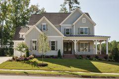 3129 Curling Creek Drive (The Abbington II - Legacy Custom Homes)