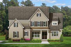 1825 Center Ridge Drive (Lot 45-Hayes Barton Homes)