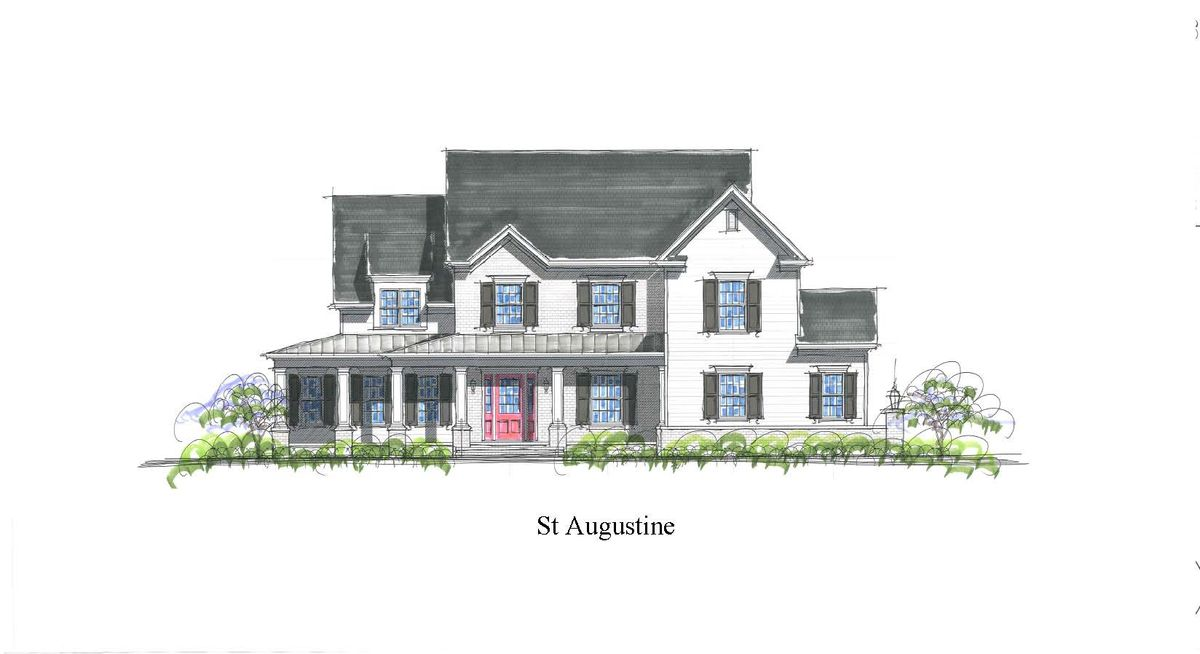 St. Augustine Elevation