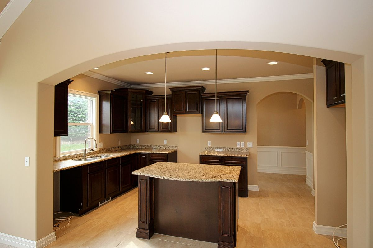 Kitchen featured in The Ashford By Columbia Homes in Detroit, MI