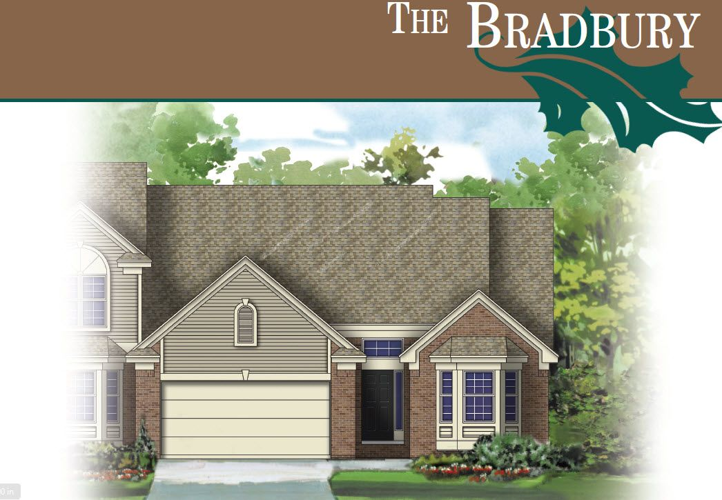 Exterior featured in The Bradbury By Columbia Homes in Detroit, MI