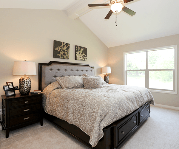 Bedroom featured in The Bradbury By Columbia Homes in Detroit, MI