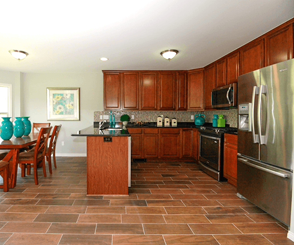 Kitchen featured in The Bradbury II By Columbia Homes in Detroit, MI