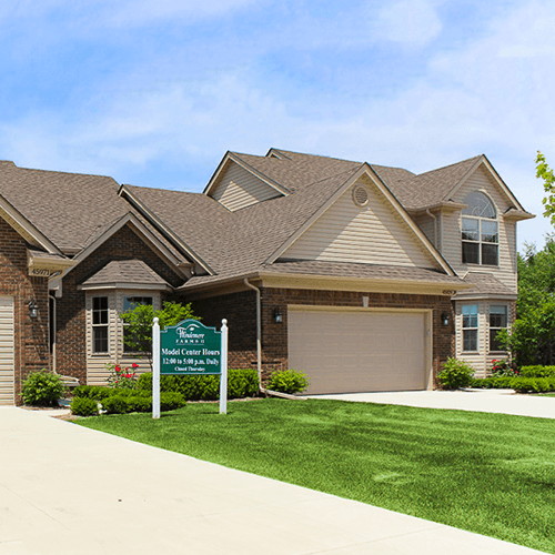 Exterior featured in The Bradbury II By Columbia Homes in Detroit, MI