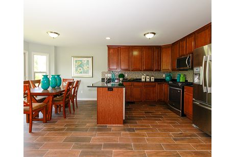 Kitchen-in-The Bradbury-at-Windemere Farms II-in-Macomb