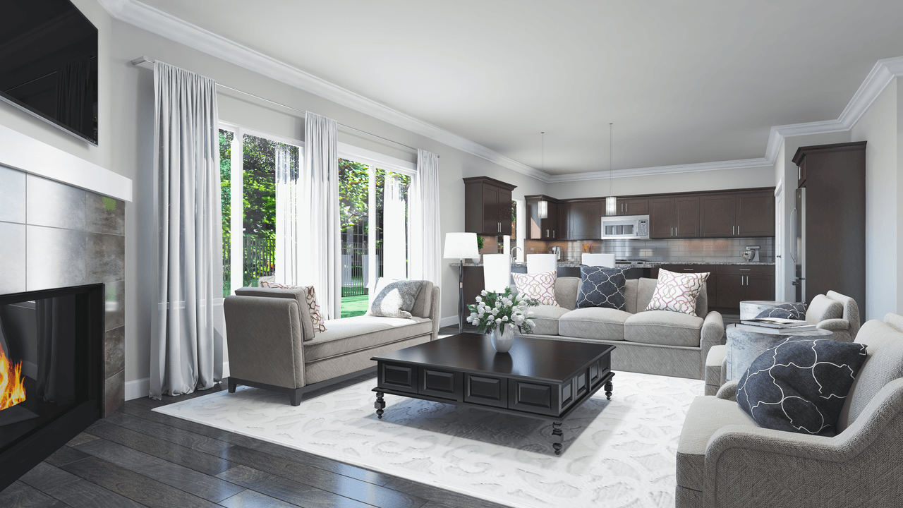 Living Area featured in the 2276 By Columbia Ridge Homes in Yakima, WA