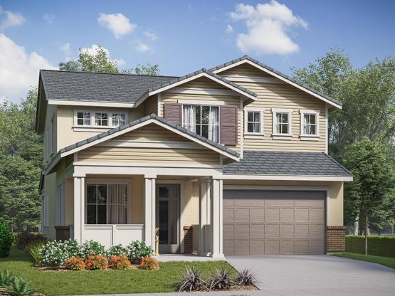 Residence 3:Elevation B
