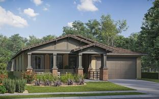 Iron Horse Residence 1 - Heritage Grove: Fillmore, California - Comstock Homes