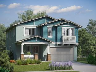 Iron Horse Residence 2 - Heritage Grove: Fillmore, California - Comstock Homes