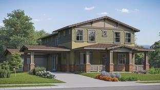 Iron Horse Residence 5 - Heritage Grove: Fillmore, California - Comstock Homes