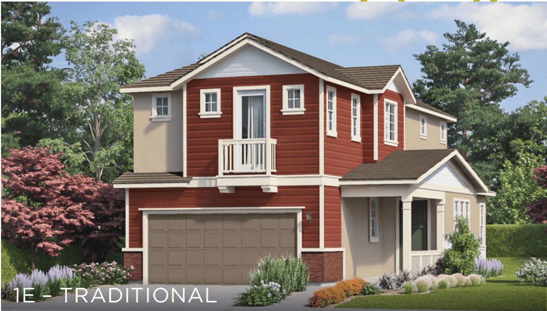 Exterior featured in the East Bridge Residence 1 By Comstock Homes in Ventura, CA
