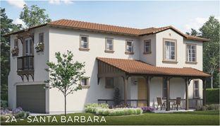East Bridge Residence 2 - Heritage Grove: Fillmore, California - Comstock Homes