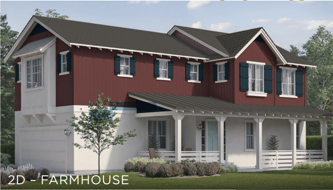 Exterior featured in the East Bridge Residence 2 By Comstock Homes in Ventura, CA