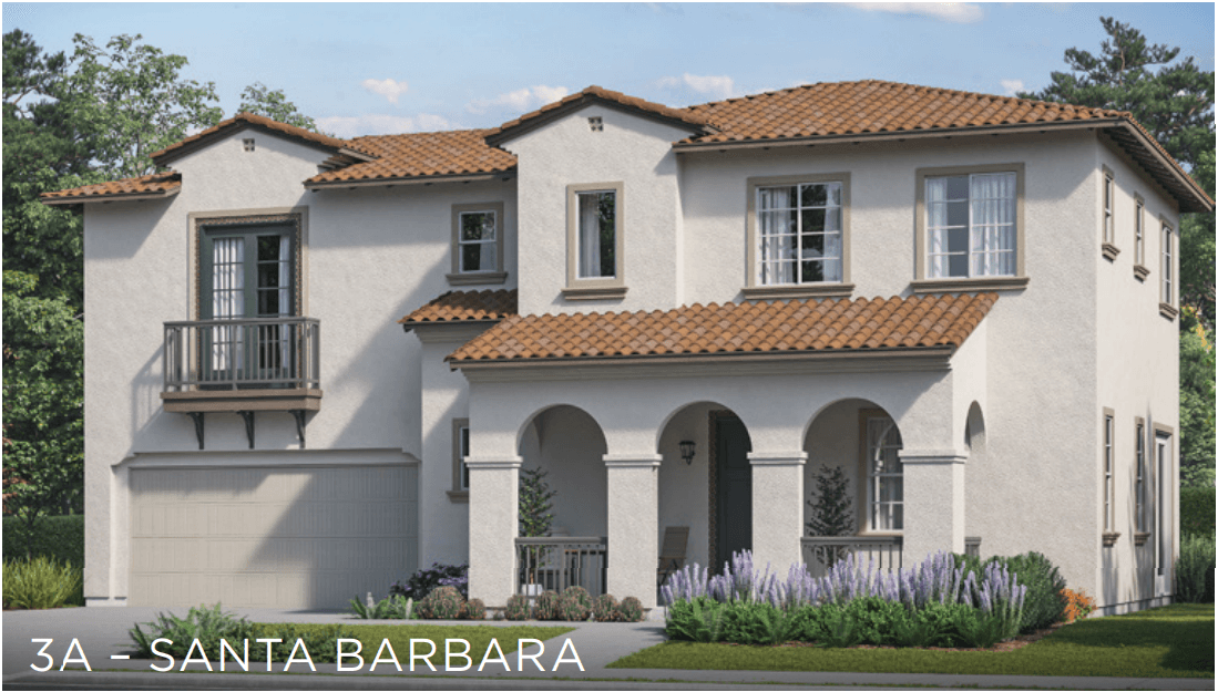 Exterior featured in the East Bridge Residence 3 By Comstock Homes in Ventura, CA