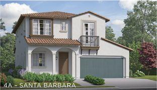 East Bridge Residence 4 - Heritage Grove: Fillmore, California - Comstock Homes