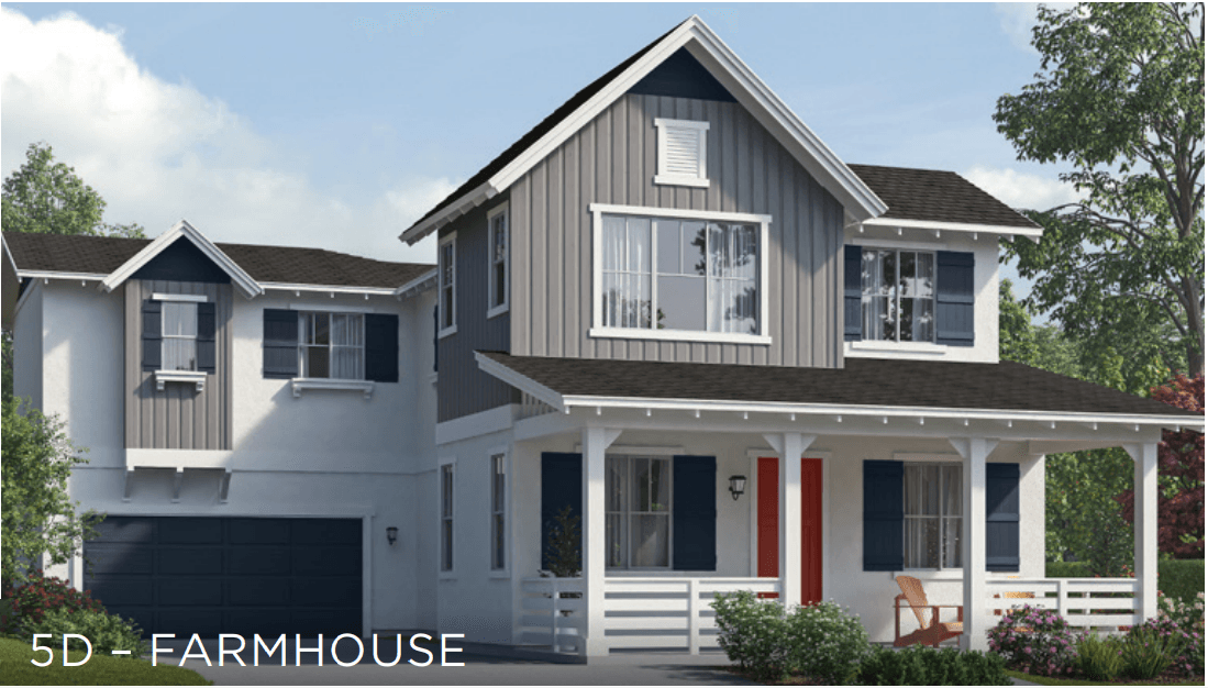 Exterior featured in the East Bridge Residence 5 By Comstock Homes in Ventura, CA