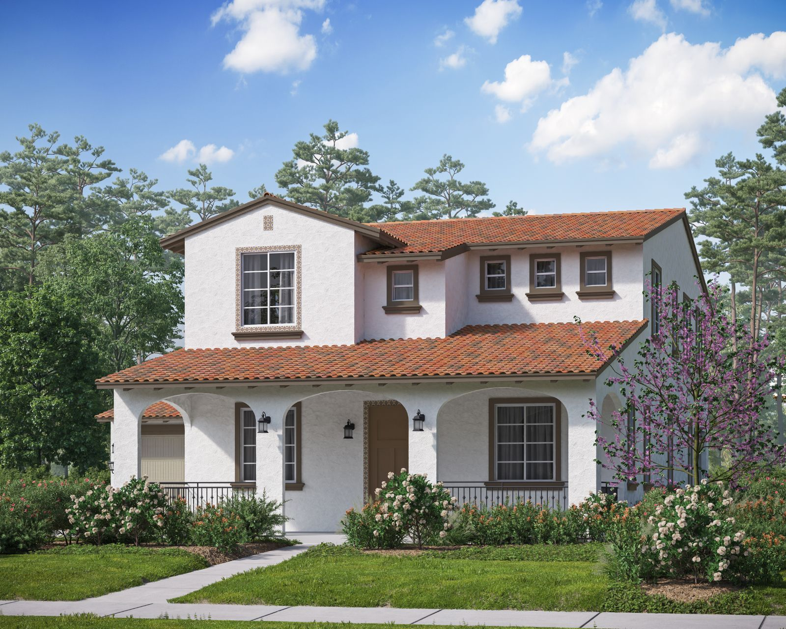 Exterior featured in The Orchards Residence 2 By Comstock Homes in Ventura, CA