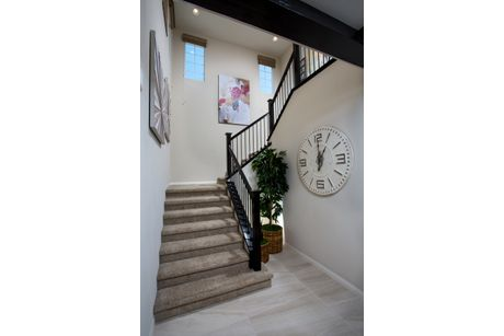 Stairway-in-Residence 4 - Iron Horse-at-The Bridges-in-Fillmore