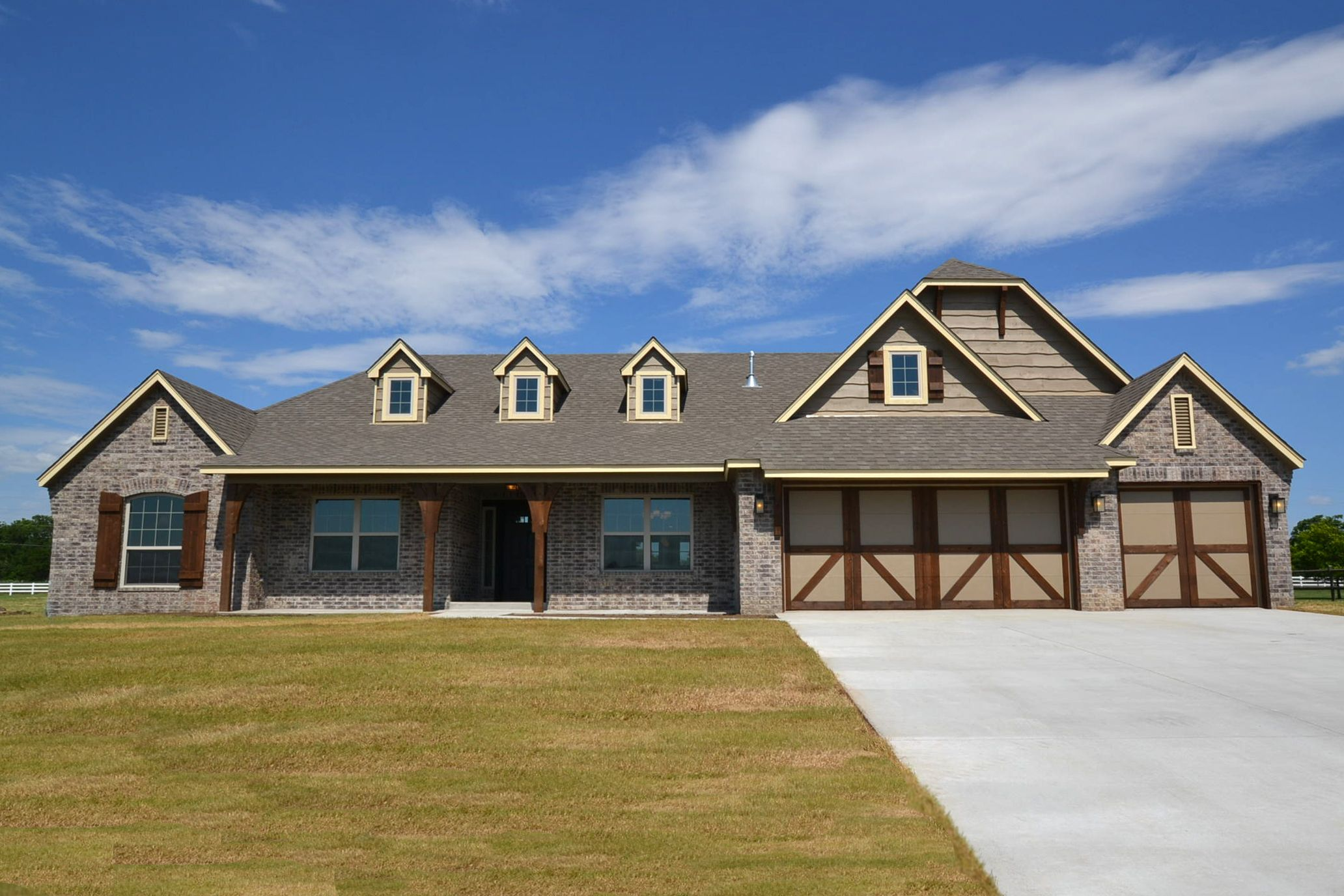 Incredible New Construction Homes In Tulsa Ok 666 Homes Home Interior And Landscaping Palasignezvosmurscom