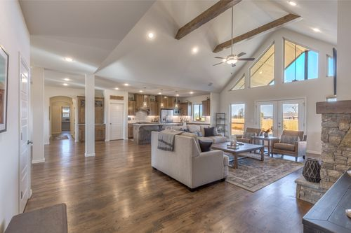 Teal Ridge by Concept Builders, Inc in Tulsa Oklahoma