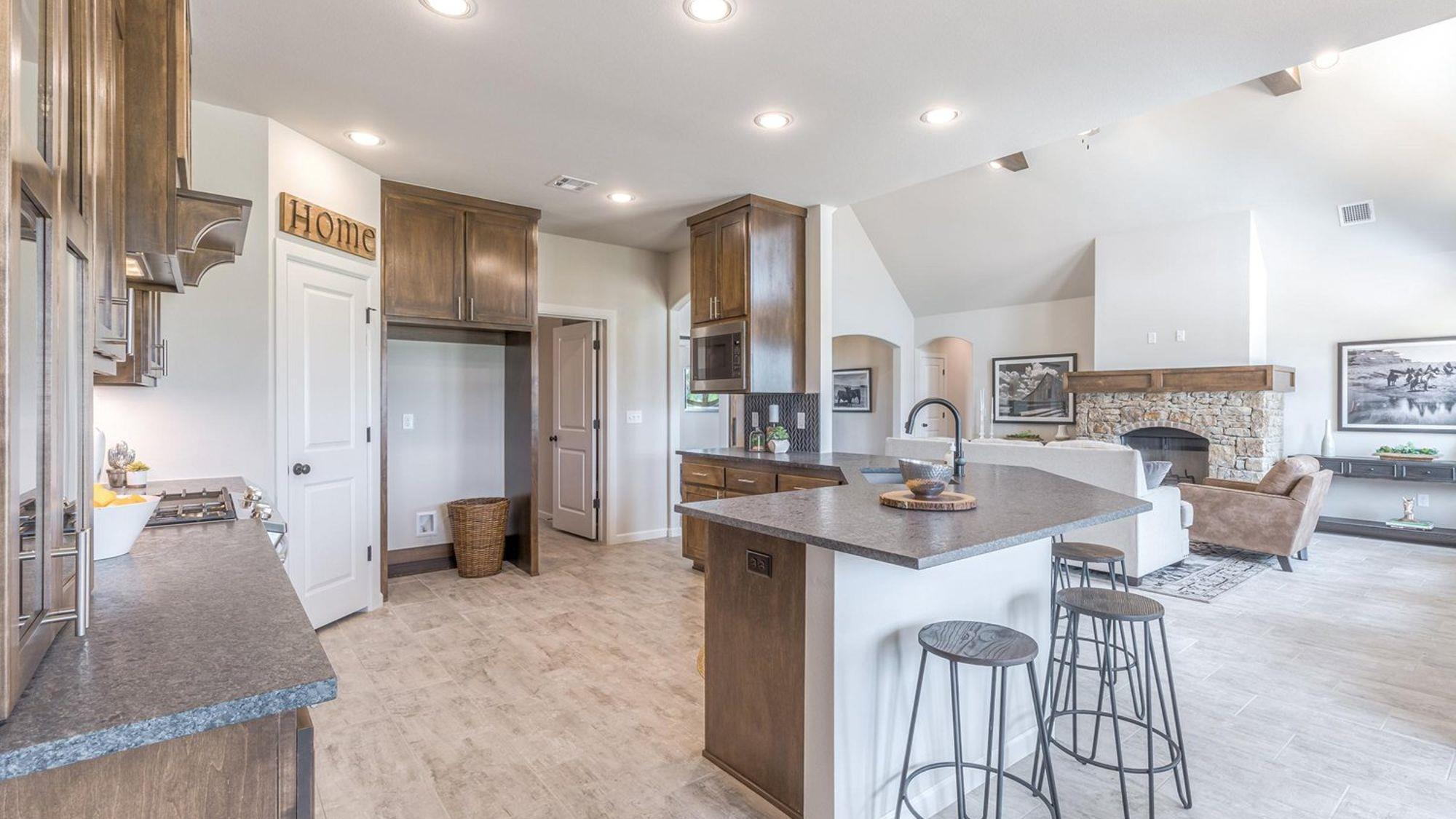 'Teal Ridge' by Concept Builders, Inc in Tulsa