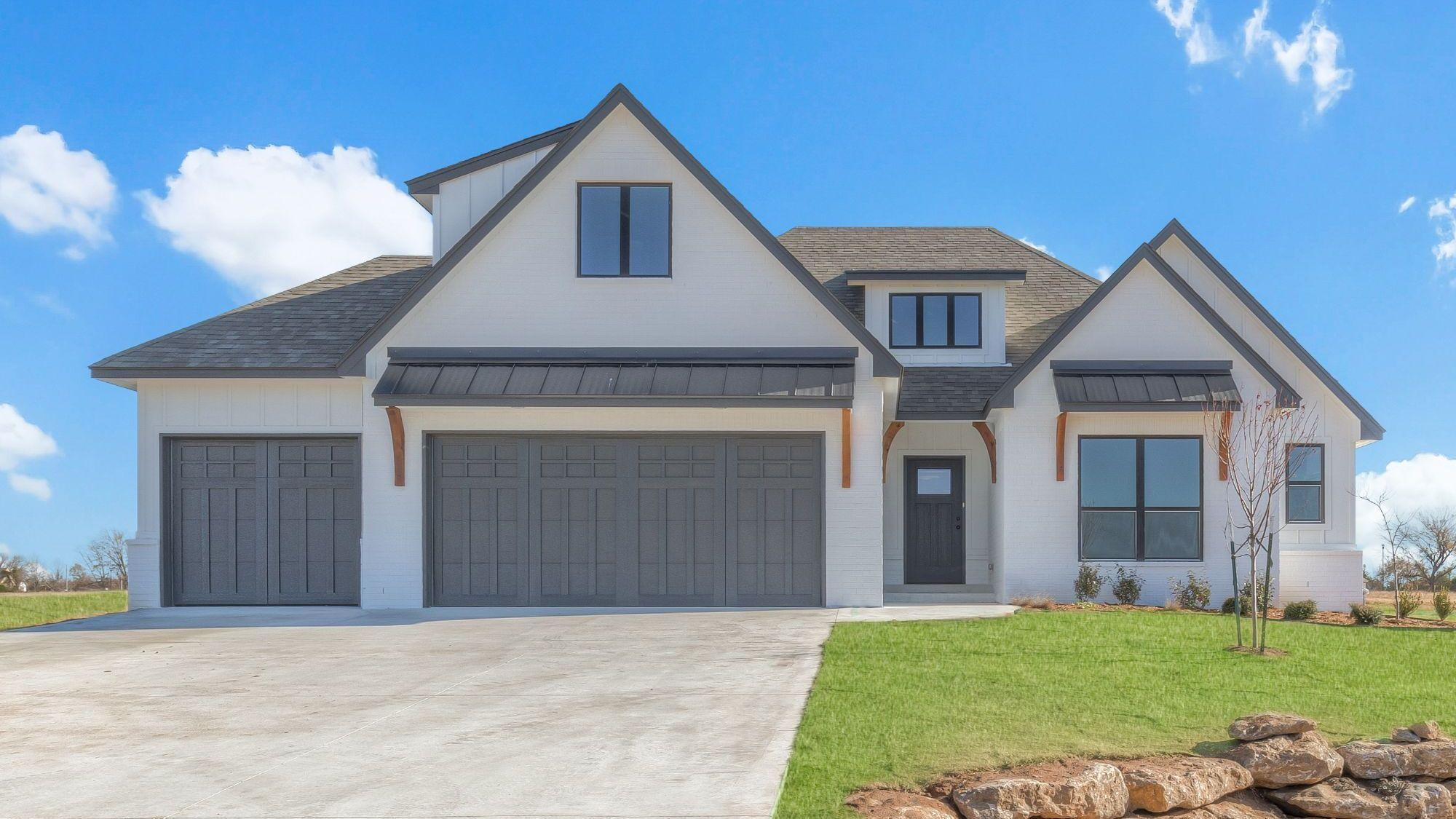 'Clearfield Estates' by Concept Builders in Tulsa