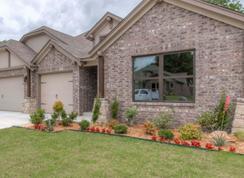 Dorsey - The Villas at Stone Creek Estates: Sand Springs, Oklahoma - Concept Builders, Inc